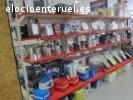ESTANTERIAS COMERCIO ACERO INOX ECONÓMICAS