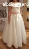 Se vende vestido de comunión para niña de 10 años