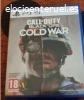 Vendo juego call of duty cold war
