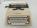 Vendo máquina de escribir Olivetti Lettera 35